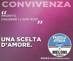-  Seguici su http://www.fratelliditaliaroma.it