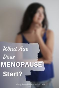 Every women experiences menopause in a different way. When you start having menopause symptoms has many factors behind it. Early Menopause, Post Menopause, Menopause Symptoms, Irregular Menstrual Cycle, Weight Bearing Exercises, Night Sweats, Hot Flashes, Regular Exercise, Medical Conditions
