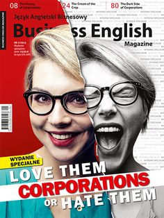New Corporate Business English Special Out Soon. 18th November.