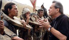 """Johnny Depp, Terry Gilliam, """"Lost in La Mancha"""" (2002). #Cinema"""