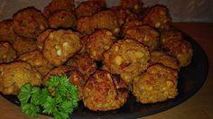 Falafel aus rohen Kichererbsen, ein sehr leckeres Rezept aus der Kategorie Hülsenfrüchte. Bewertungen: 14. Durchschnitt: Ø 4,1.