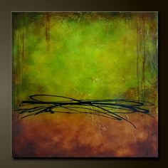 Spanish Moss painting