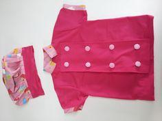 Pode ser confeccionado para menino também <br> <br>Feito em tecido 100% algodão