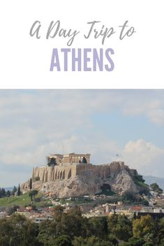 How to See Athens in a Day. Parthenon, Acropolis, Travel Advice, Travel Guide, Travel Around The World, Around The Worlds, Athens Hotel, Countries Of The World, European Travel