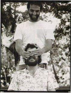 Marcelo Camelo  e Rodrigo Amarante