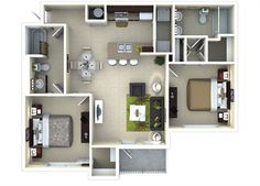 In The Tampa Bay Area On Pinterest Floor Plans 3d And Bedrooms