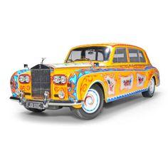 John Lennon Rolls Royce Phantom V (1:18) Paragon