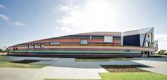 The World Architecture Festival Awards - Dallas Brooks Community Primary School in Australia by McBride Charles Ryan.