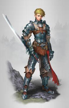 knight by pilot86 - CGHUB via PinCG.com