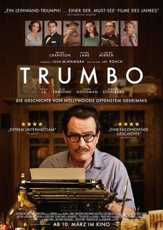 In 1947, Dalton Trumbo (Bryan Cranston) was Hollywood's top screenwriter until…