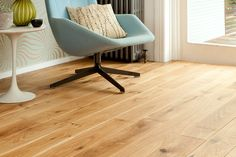 Galleria Professional Solid European Oak Flooring 130mm Brushed Oiled