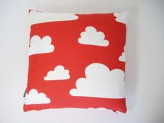 Scandinavian Farg & Form fabric Kids 18x18 cushion by Andshine, £15.00