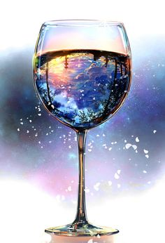 World in a glass