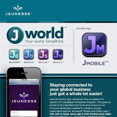 Join us Saturday for the Live Webinar: Utilizing cutting edge technology, Jeunesse Global is leading the way in effectively helping people monetize.