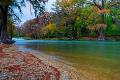 The Guadalupe River, Gruene, Texas. | 35 Gorgeous Photographs From Deep In The Heart Of Texas