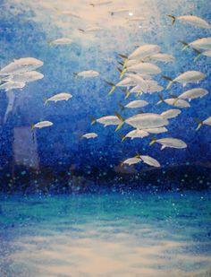 wellington art group   Life Aquatic Life Aquatic, Underwater, Fish, Group, Painting, Art, Art Background, Under The Water, Pisces
