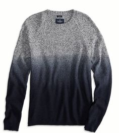 AE Ombre Sweater I could rock this all the time.