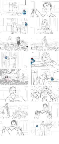 Car storyboards story boards Pinterest Storyboard, Animation - commercial storyboards