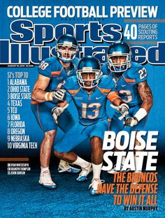 Boise State....