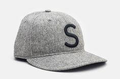 Rich S Logo Fitted SATURDAYSNYC