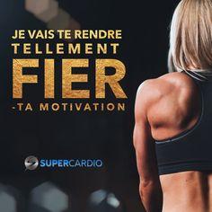 Sois fier de toi! www.supercardio.ca