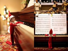 Elf on the Shelf - Lots of Tricks