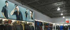 LEMAYMICHAUD   Design   Architecture   Interior Design   Aubainerie   Display design   Commercial space   Montreal   Quebec   Clothes   Fashion  