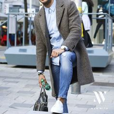 Great picture of our friend @philippegazarstyle #menwithstreetstyle
