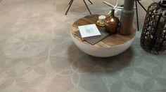 Vtwonen vloertegel duostone hormigon brown 60x60 icm decors