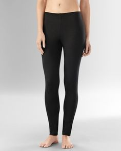 Black Perfect Pant Legging by Soma Intimates in Fall 2012 from Soma Intimates