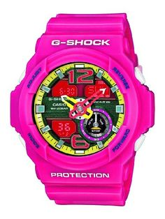 Watch Casio Gshock Ga3104aer Mens Multicolour >>> Click on the image for additional details.