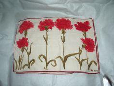 Vera carnation placemats