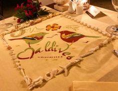Thudufushi table for love birds Love Birds, Maldives, Table, Art, The Maldives, Art Background, Kunst, Tables, Performing Arts