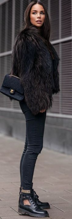 Johanna Olsson | Fur and Boots #johanna