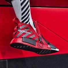 Off-White x NMD Customs. Would you rock? : by @edmondlooi ✒ #99kicksde for shoutout Facebook/Twitter/Pinterest: 99kicksde 99kicks.com #adidas #adidasnmd #boost #adidasoriginals #TagsForLikes #photooftheday #fashion #style #stylish #ootd #outfitoftheday #lookoftheday #fashiongram #shoes #shoe #kicks #sneakerheads #solecollector #soleonfire #nicekicks