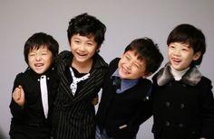Boys Over Flowers ♥ F4 Kids AHHHHHH!