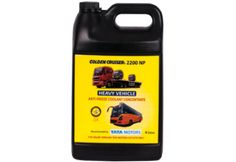 Golden cruiser 2200 NP is a specially formulated new generation coolant to meet the requirement of Tata Motors heavy vehicles