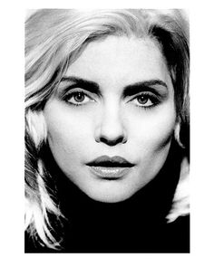 Date: 1986 Details: Promo photo of Debbie Harry by Brian Aris. http://www.rip-her-to-shreds.com
