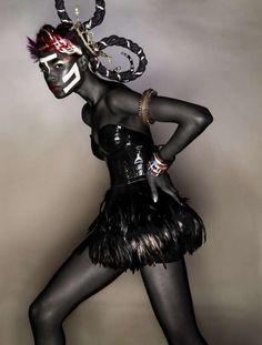 zula african fashion editorial