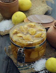 Sweet Lemon Pickle, Nimboo ka Achar, No Oil Lemon Pickle