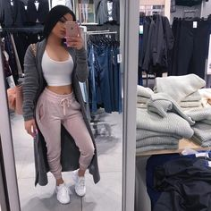 How to Wear: The Best Casual Outfit Ideas - Fashion Chill Outfits, Mode Outfits, Trendy Outfits, Summer Outfits, Sporty Chic Outfits, Ghetto Outfits, Winter Outfits, Cute Comfy Outfits, Pastel Outfit
