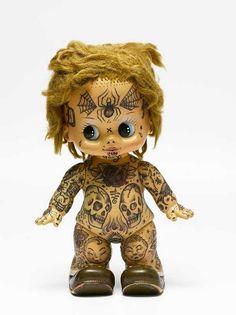Dr Lakra inked dolls3 Dr. Lakra: inked dolls