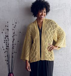 re-su katabria by Vicki Square  knit for Nicole