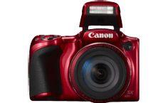 CANON PowerShot SX420 IS piros digitális fényképezőgép