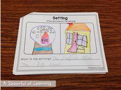 Winter Fun Math and Literacy Activities!!