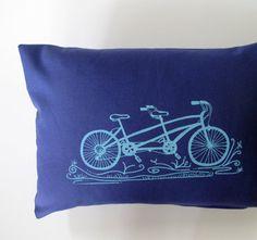 tandem bike / etsy $22
