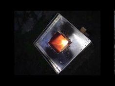 Best Small Rocket Stove - Plans - YouTube