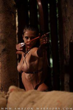 Women beautiful sword warrior blonde (india warrior