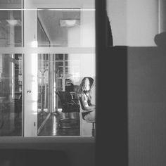La oficina. #bnw #blancoynegro #blackandwhite