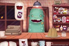 Foodo Kueche Back App fuer Kinder (1)